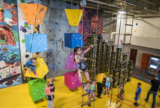 WALLTOPIA HIGHLIGHTS IMPORTANCE OF FLOORING CHOICES FOR ACTIVE ENTERTAINMENT