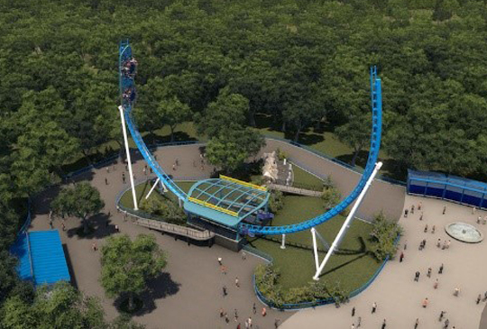 INTAMIN ANNOUNCES UPGRADED SURF FAMILY COASTERS