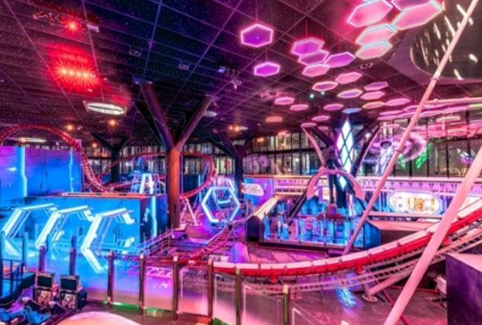 DOHA QUEST AND PLANET HOLLYWOOD TO OPEN SOON IN QATAR