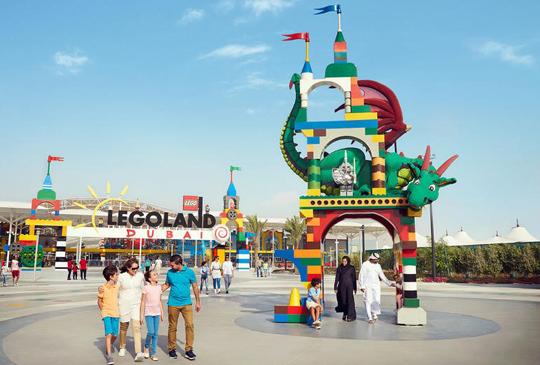 LEGOLAND HOTEL DUBAI TO OPEN 2021
