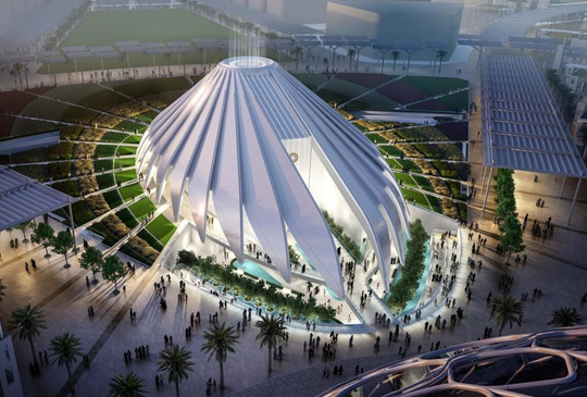 EXPO 2020 DUBAI IS A 'BEACON OF HOPE' AS THOUSANDS OF DEALS TO BRING THE WORLD TO THE UAE ARE SIGNED