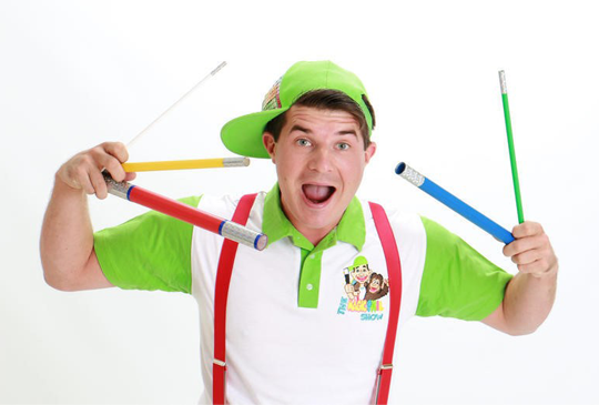MAGIC PHIL LAUNCHES BRAND-NEW KIDS' TV CHANNEL