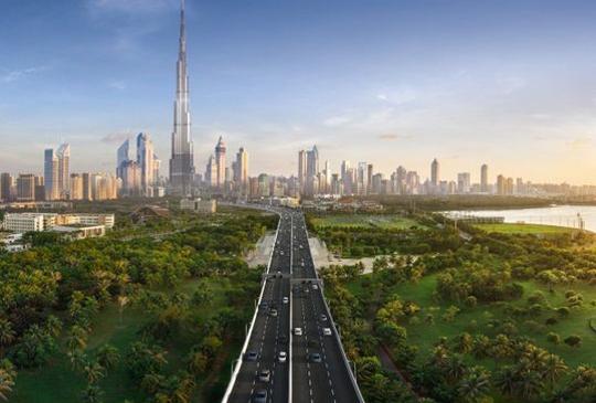 DUBAI 2040 URBAN MASTER PLAN: A KEY TO TURN IDEAS INTO REALITY