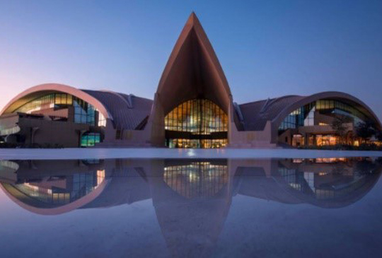 THEATRE BY ERTH: ABU DHABI'S SPRAWLING NEW ENTERTAINMENT VENUE