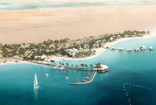 NEW LUXURY ECO-HOTEL TO OPEN ON BAHRAIN'S UNESCO-RECOGNISED ISLAND