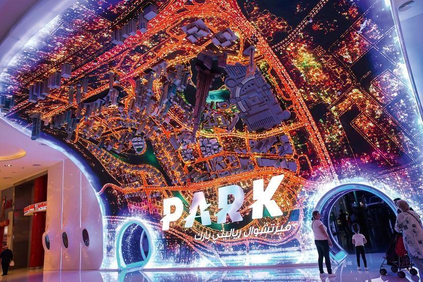 'JUMP N FUN' PARK DUBAI
