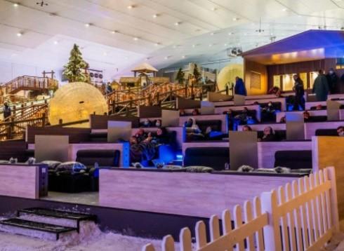 REVIVING CINEMAS IN THE UAE