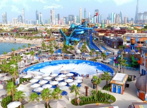 LAGUNA WATERPARK WOOS UAE RESIDENTS