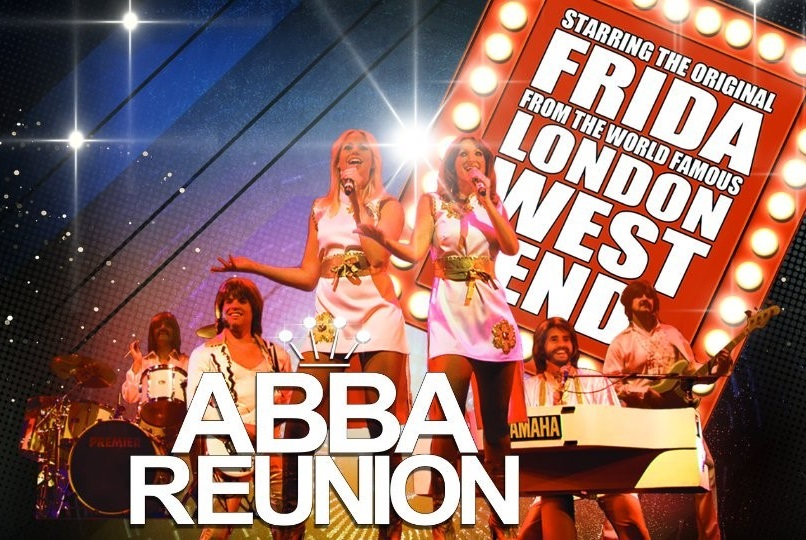 ABBA TO REUNITE IN DUBAI THIS MAY