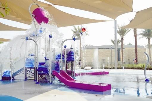 SPLASH AT THE DUBAI HILLS PARK