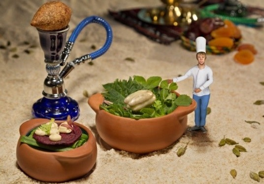 CULINARY JOURNEY WITH WORLD'S SMALLEST CHEF