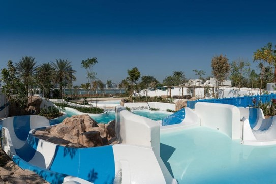 NEW WATER PARK OPENS IN DUBAI