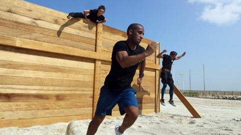 UAE'S LARGEST PERMANENT OBSTACLE COURSE LAUNCHES BOOT CAMP CLASSES