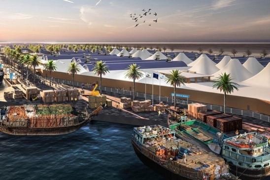 A BRAND-NEW WATERFRONT MARKET IS OPENING IN DUBAI'S DEIRA