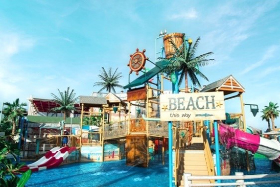 DUBAI'S ATTRACTIONS IMPLEMENT ALL SAFETY PROCEDURES