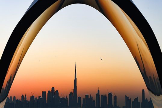 DUBAI'S TOURISM SETS SIGHTS ON EXPO