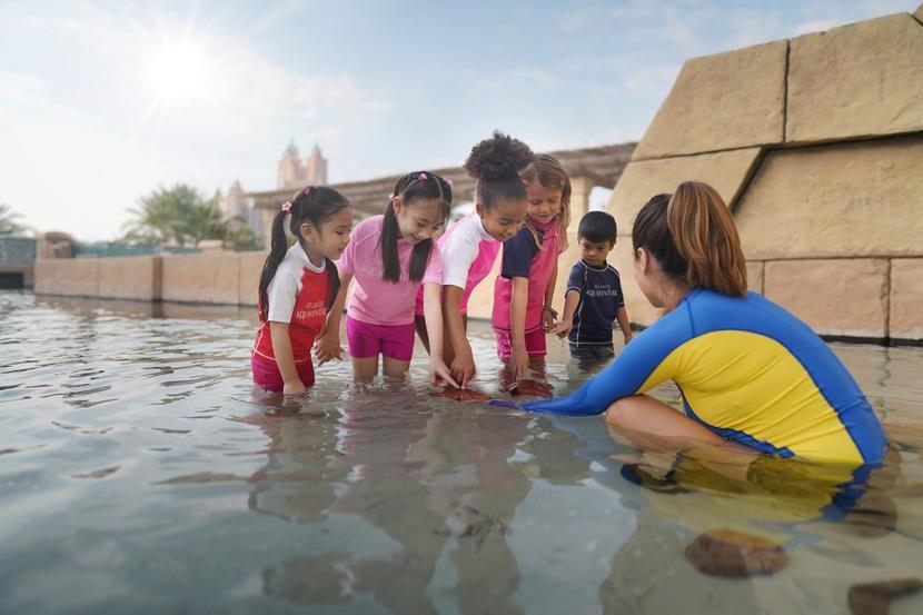ATLANTIS LAUNCHES PROGRAMMES FOR KIDS