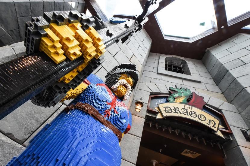 LEGOLAND DUBAI UNLEASHES THE DRAGON